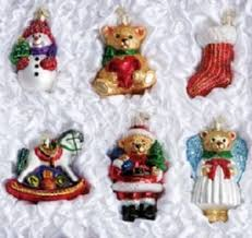 The 2017 Gold Christmas Ornament Collection  The Danbury MintChristmas Ornament Sets