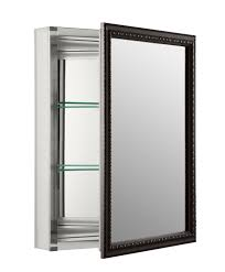 Wall mounted medicine cabinet with mirror Wayfair K2967br1 Kohler 20 Wayfair K2967br1 Kohler 20