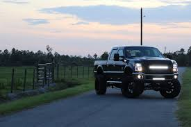 LIFTED 2012 CUSTOM OFFSETS F250