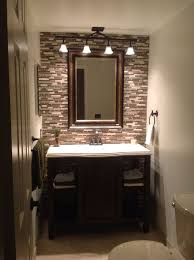 Pretty Half Bathroom Design Within Half Bathroom Ideas And Plus Pact