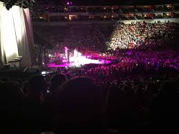 Kfc Yum Center Section 118 Row W Seat 11 Selena