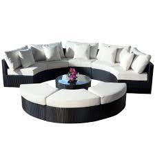 half round sofa set design