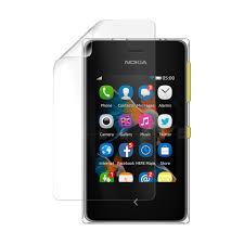Nokia Asha 500 Screen Protector - Matte ...