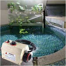 home design electric pool heaters for above ground pools lovely eleoption 3kw water heater thermostat