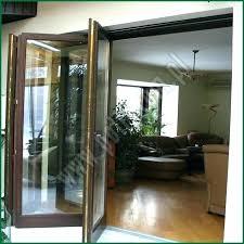 exterior accordion doors. Accordion Doors Exterior Folding Patio Door Cost Wooden F