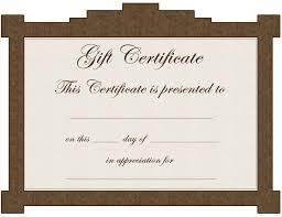 tattoo gift certificate template clip art avon gift certificate template