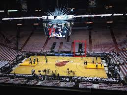 Aaa Miami Heat Seating Chart Miami Heat Americanairlines Arena Seating Chart