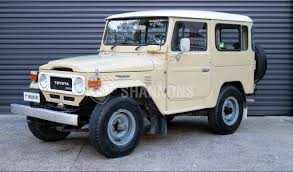 1980 Toyota Land Cruiser BJ-42 Sells At Auction For $44,000 ...