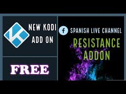 Spanish Tv Chanel How To Watch Spanish Live Tv Streams Channel On Kodi Resistance
