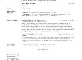 Social Work Resume Objectives Best of Objective For Social Work Resume Armnico