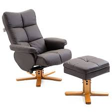 WestWood Swivel Recliner Chair Adjustable <b>TV Armchair with</b> ...