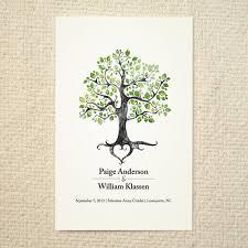 Wedding Ceremony Program Cover The Summer Solstice Tree Wedding Ceremony Program Order Of