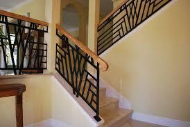 Interior Metal Stair Railings