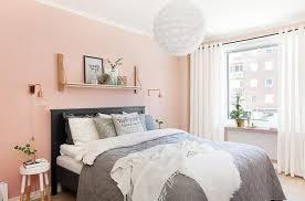 bedroom plain cream curtains modern white desk chair plaid black and carpet flooring mint geometric