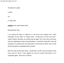 Simple Bank Authorization Letter Sample Templates Sample Templates