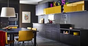 Cuisine Noire Les Modèles Top Déco Chic Ikea Deco Cool
