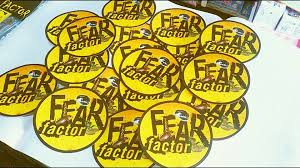 Fear Factor theme