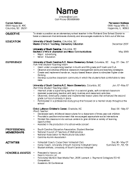 Example Teacher Resume Classy Pin By Latifah On Example Resume CV Pinterest Resume Resume