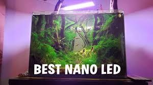 I Found The Best Nano Tank Aquarium Led Onf Flat Nano Review