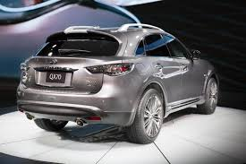 2018 infiniti jeep. interesting infiniti 2017infinitiqx70crossoversilverrearquarter inside 2018 infiniti jeep