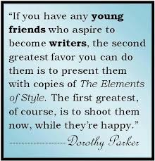 quotes about achievement quotes  if you have any young friends who aspire to become writers the second greatest favor ""