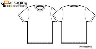 free t shirt template t shirt template 123freevectors