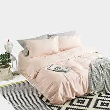light pink duvet cover sweetgalas for prepare 5