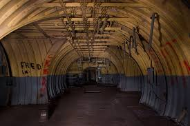 Underground Military Bases For Sale Titan I Epitaph Main Tunnel Junction Part Ii