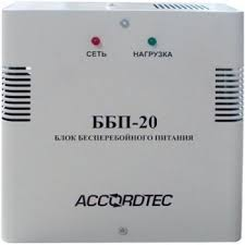 <b>AccordTec</b> ббп-20 <b>бесперебойный блок питания</b> под акб-7 ...