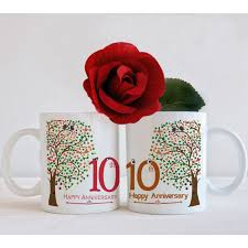 gifts favors 10th anniversary ideas for wife wedding gift my gifts year present tenth