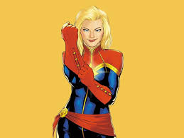 captain marvel wallpaper cartoon iphone