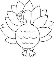 Small Picture Happy Thanksgiving Turkey Pictures Clipart Images Coloring Pages Free