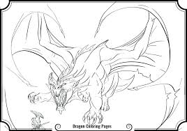 Dragon Ball Coloring Pages Pdf Cool Dragon Coloring Pages Scary Of