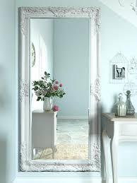 wall full length mirror full length mirror wall hung full length mirror