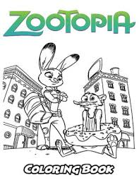 Get inspired by our community of talented artists. Zootopia Coloring Book Coloring Book For Kids And Adults Activity Book With Fun Easy And Relaxing Coloring Pages By Alexa Ivazewa Paperback Barnes Noble