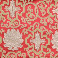 Tibetan Fabric Design Tibetan And Bhutanese Fabric By The Yard Thedharmashop