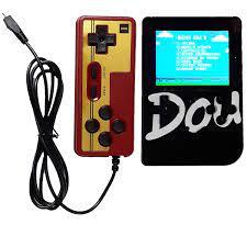Máy chơi game cầm tay 4 nút - 2 người chơi (DOU 360 game) – Kênh Giá Tốt