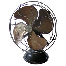 vintage desk fan. Brilliant Fan View This Item And Discover Similar More Furniture Collectibles For  Sale At  Very Cool Heavy Old Desk Fan With Great Patina On Blades On Vintage Desk Fan R