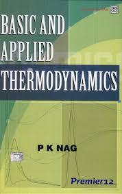 Thermodynamics by pk nag