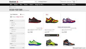 Design Your Own Shoes Website Customize Your Own Reebok Shoes Shoeshotel