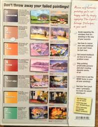 Tom Lynch 100 Watercolor Workshop Lesson Charts Tom Lynchs Watercolor Rescue Tom Lynch 9781929834624
