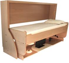 wall bed with desk. A StudyBed Is Clever Variation On Wall Bed With Desk