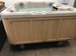 sun spas 2006 caprio model 2960 77 w x 86 l x 32 h 23 hydro therapy jets includes spa cover start up chemicals and local delivery