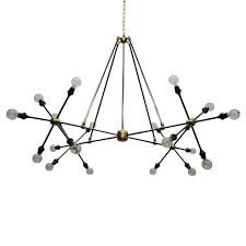 patty modern classic 20 light antique brass split chandelier kathy kuo home