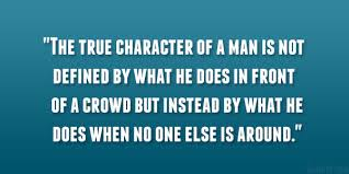 Being A Man Quotes Impressive 48 Qualities Of A Real Man Quotes