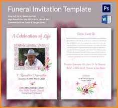 Memorial Service Invitation Wording Stunning Funeral Announcements Template Basic Notice Announcement Email Maker