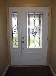 entry doors glass panel door glass
