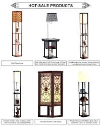 floor lamp with usb port and