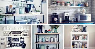 charming diy coffee station ideas for all coffee