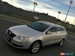 volkswagen passat wagon 2008. classic 2008 volkswagen passat 3c my09 upgrade 125 tdi silver automatic 6sp a wagon for sale